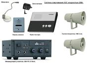 Система озвучивания АЗС мощностью 25-35Вт.