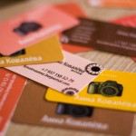 Цветные визитки в г. Черкассы