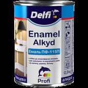 Эмаль ПФ-115 Delfi