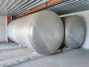 Емкости/резервуары пищевые алюминиевые 25 куб.м