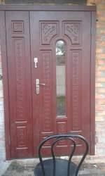 Двери входные металлические. г. Черкассы.