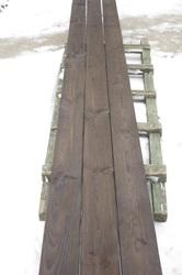 Доска опаленная (Обжиг древесины по японской технологии)