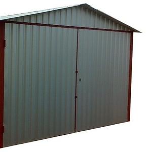 Продаж металевих гаражів та металоконструкцій