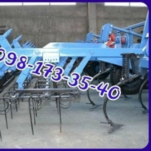 Предпосевной культиватор сплошной обработки КГШ-4/КГШ-8, 4 с катком