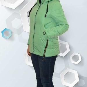 Куртка Jarius 103 парка женская демисезонная больших размеров