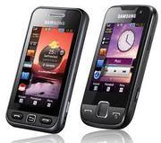 Samsung Star Wi-fi со стразами Сваровски (СМОТРИТЕ ВИДЕО)
