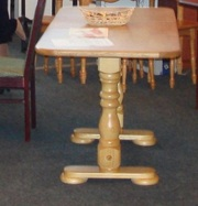 Кухонный деревянный стол Богдан