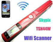 Портативный WiFi сканер Skypix tsn44w 900DPI